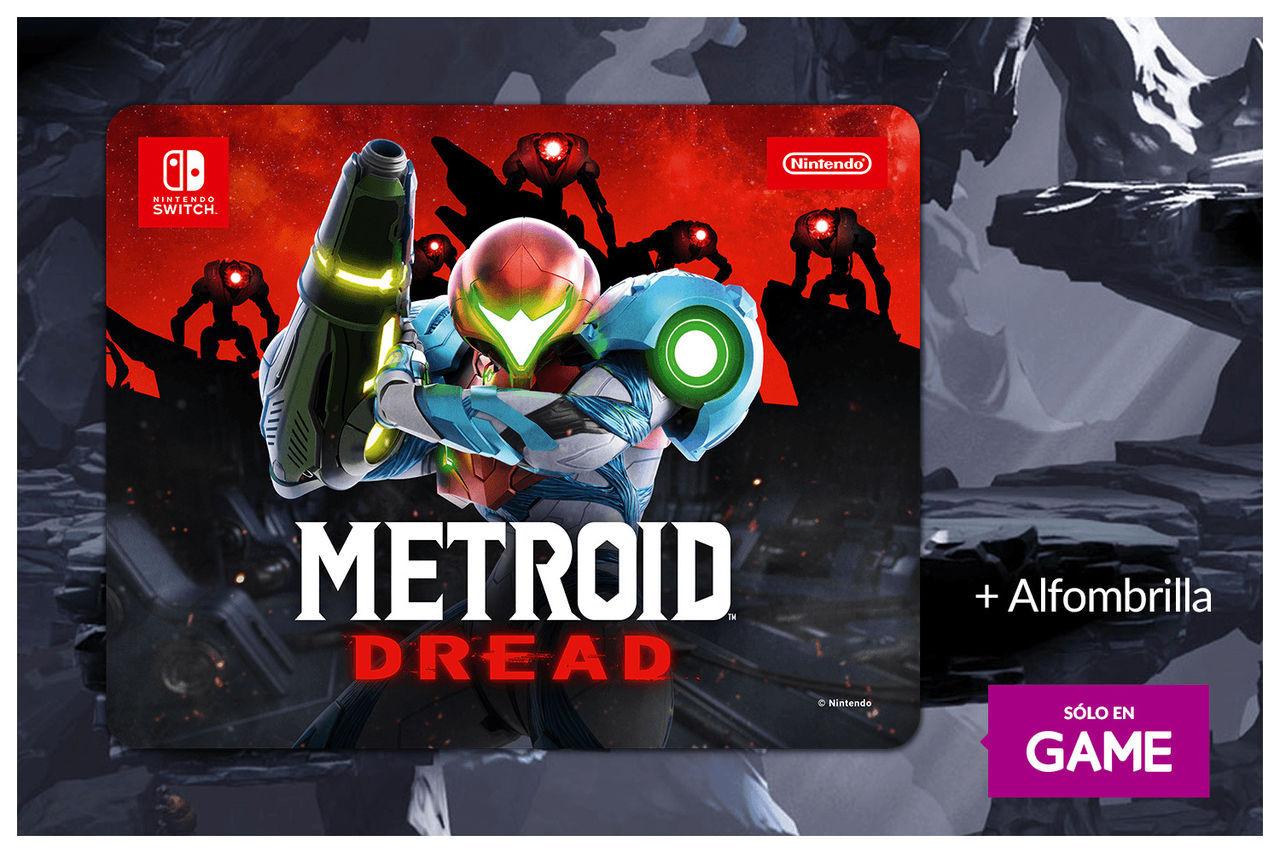 Metroid Dread y sus reservas en GAME