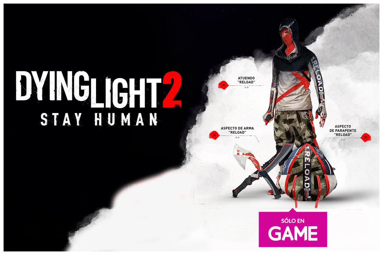 Dying Light 2 DLC por reserva en GAME