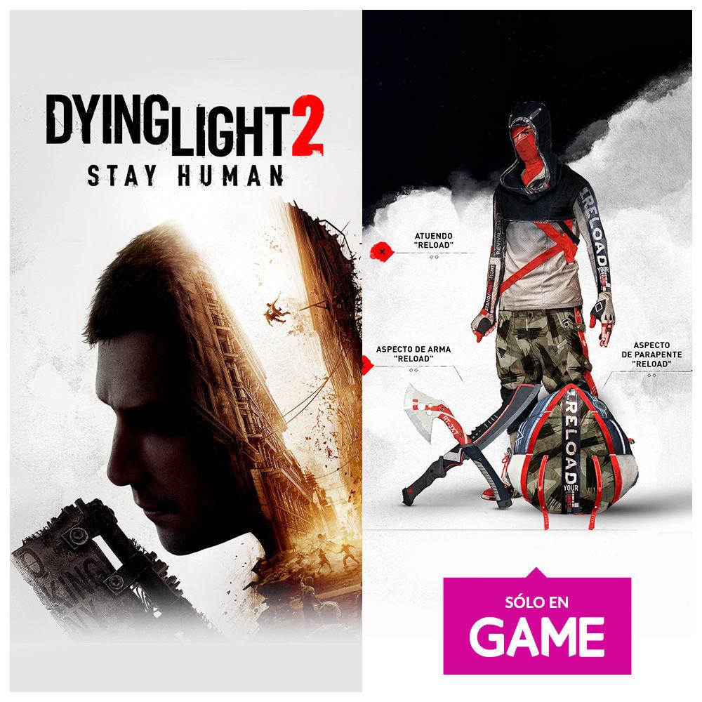 Reserva Dying Light 2 en GAME y consigue un DLC exclusivo con aspectos únicos