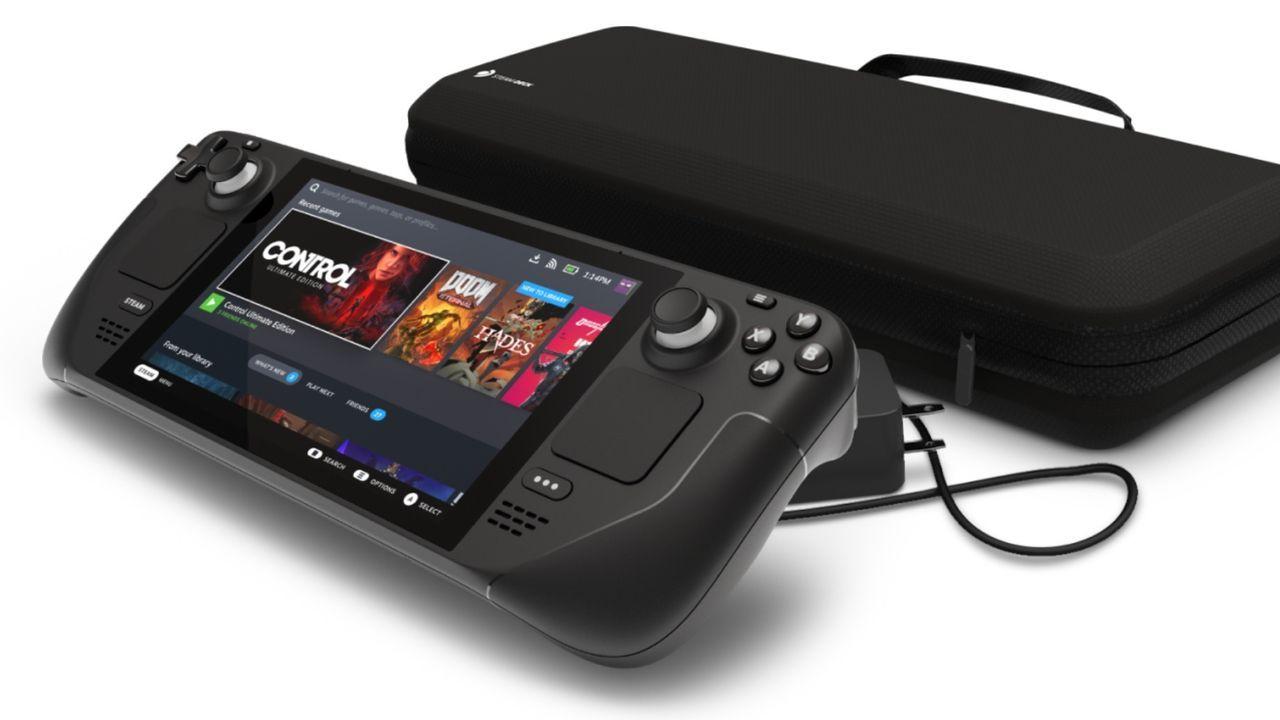 Valve anuncia Steam Deck, la consola portátil de Steam que también podemos conectar al TV