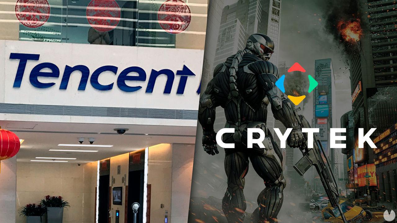 Tencent está interesada en adquirir Crytek, desarrolladora de Crysis y el motor CryEngine