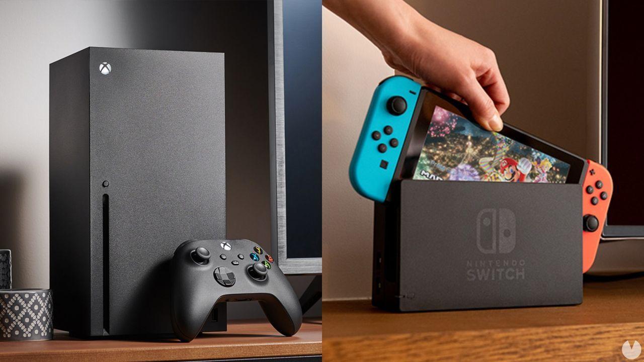 Xbox logra su mejor mes de junio en Estados Unidos y Switch lidera las ventas