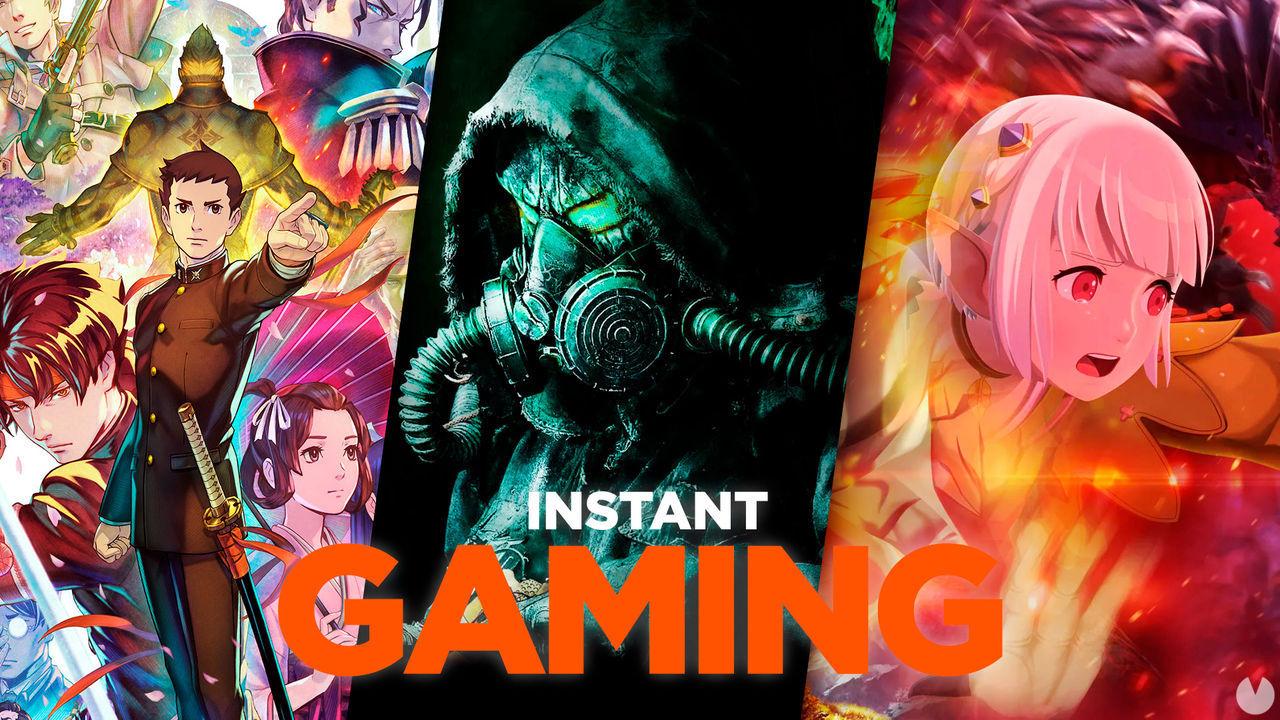 Las mejores ofertas de Instant Gaming para este caluroso fin de semana de verano