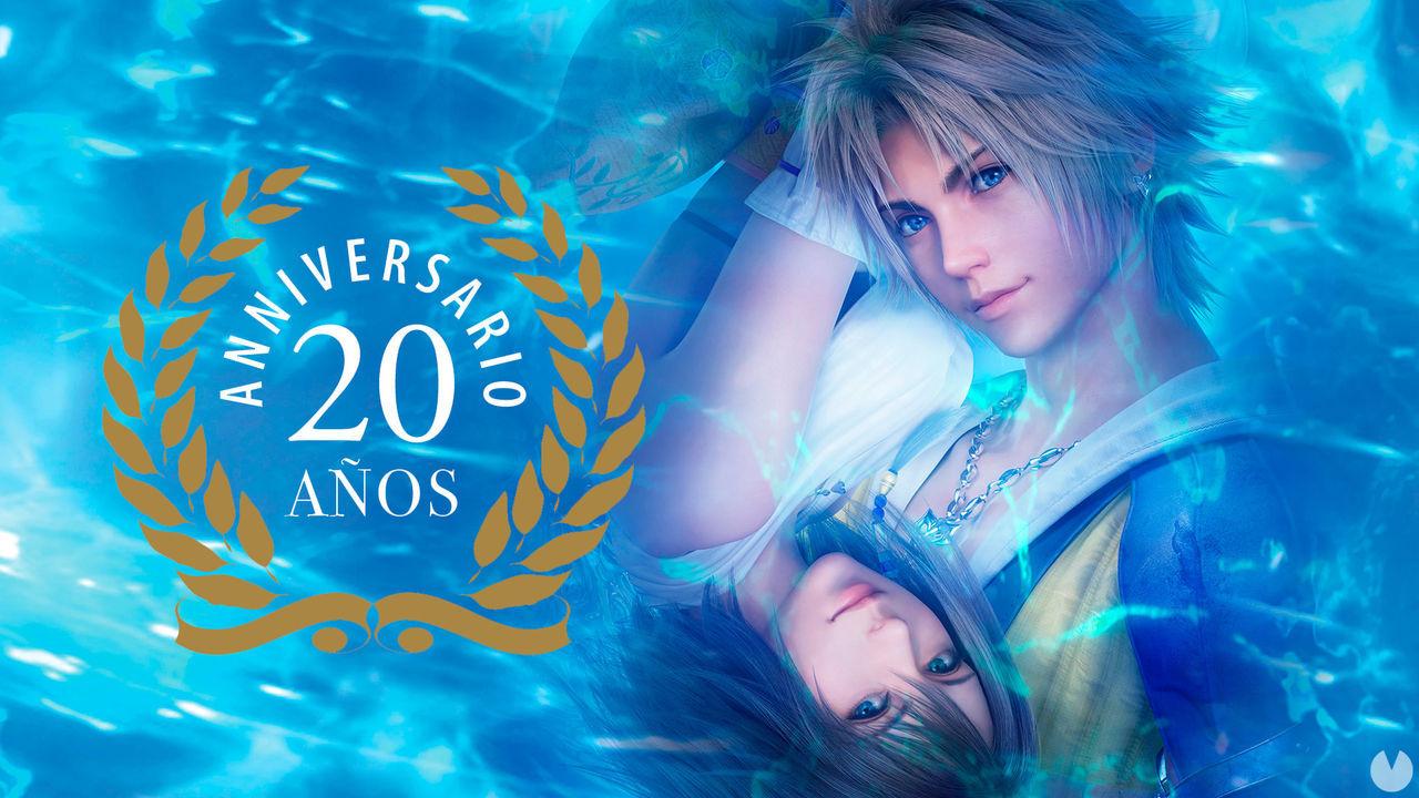 Final Fantasy X cumple 20 años desde su debut en Japón