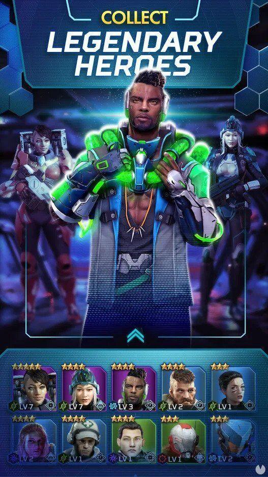 XCOM Legends para Android