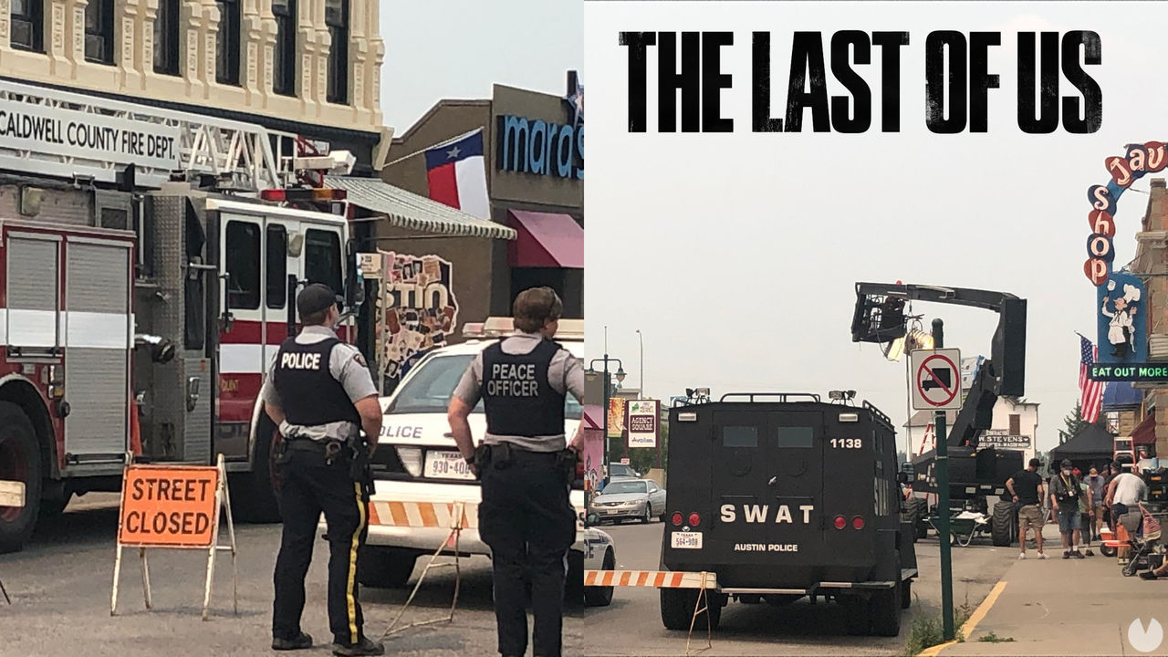 La serie de The Last of Us en HBO se deja ver en nuevas imágenes del set de rodaje