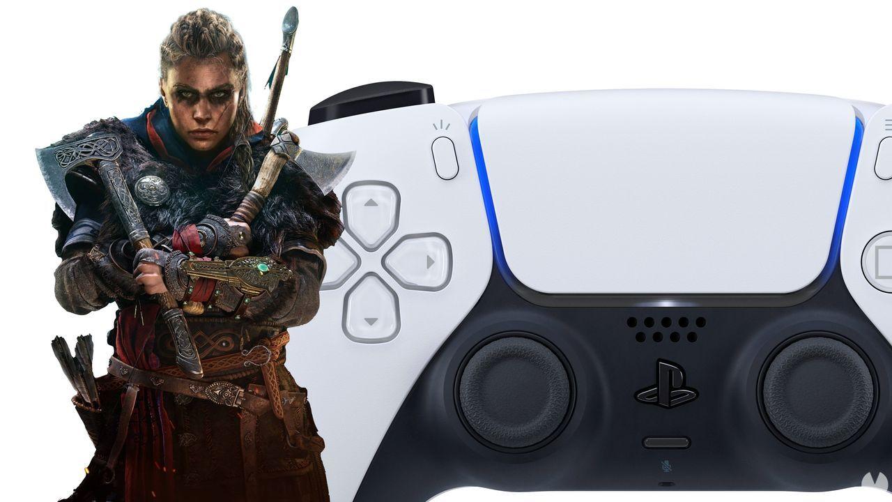 Assassin's Creed Valhalla en PC añade compabilidad total con el DualSense de PS5