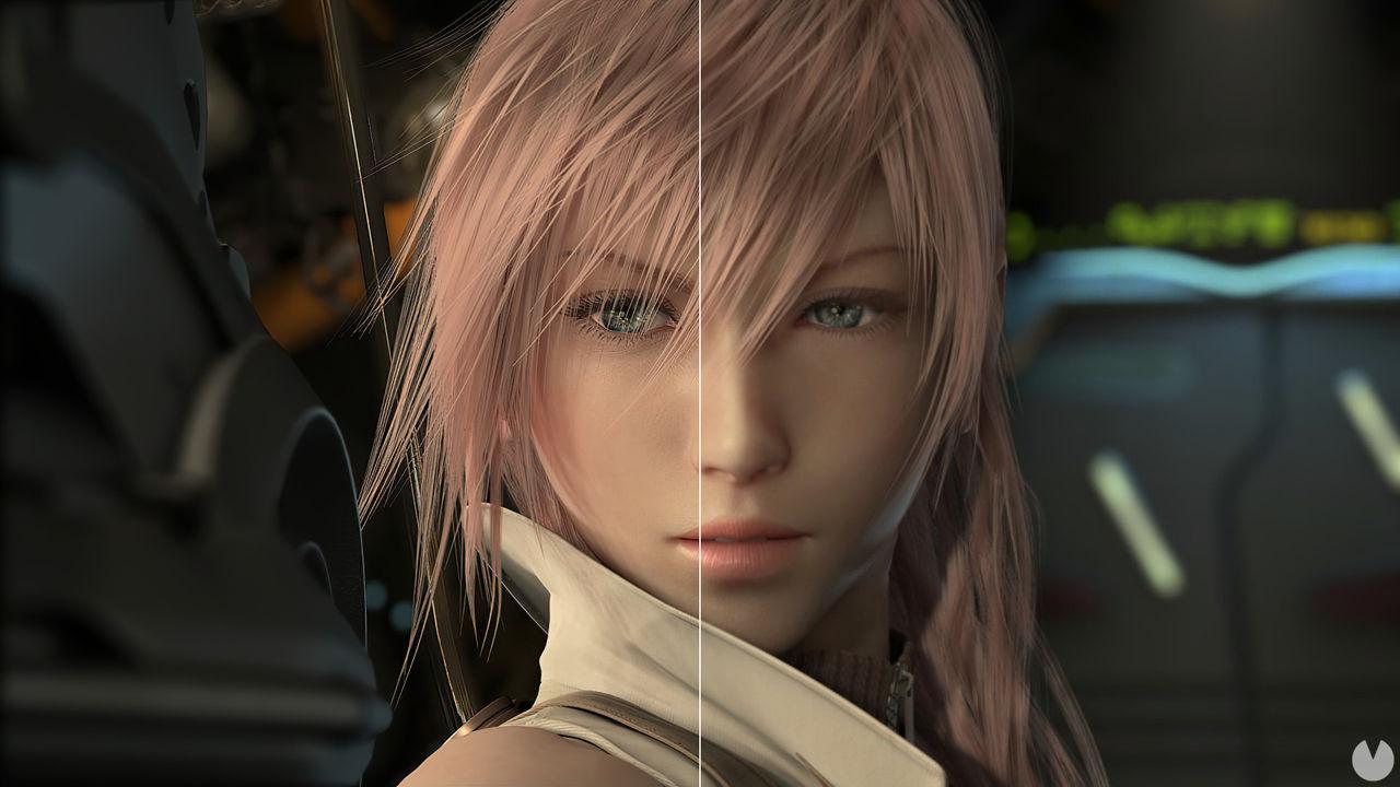 Así de impresionante sería Final Fantasy 13 con gráficos actuales y resolución 4K