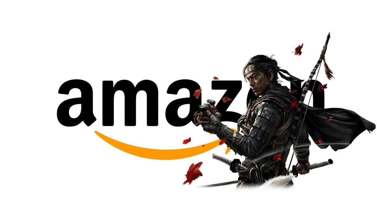 Ghost of Tsushima Director's Cut es el juego de PS5 más vendido en Amazon