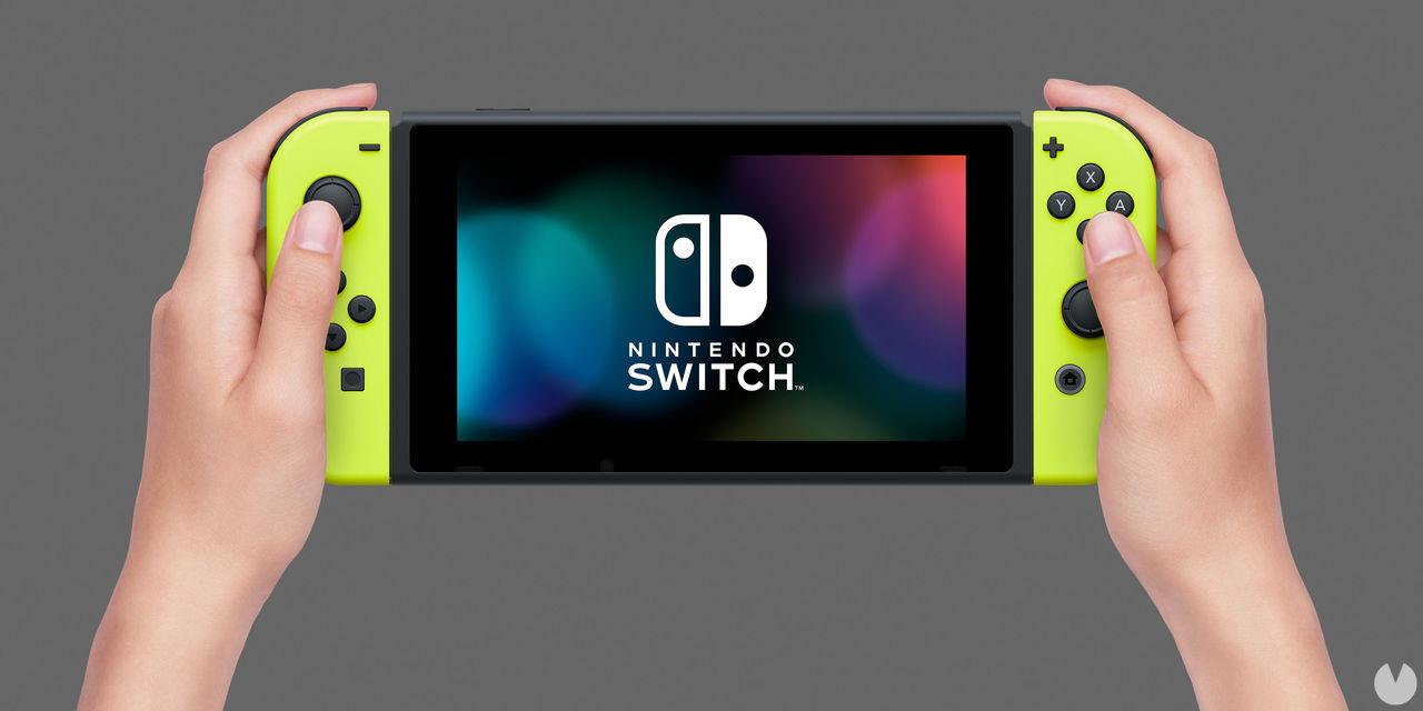 Nintendo Switch actualizar Joy-Con