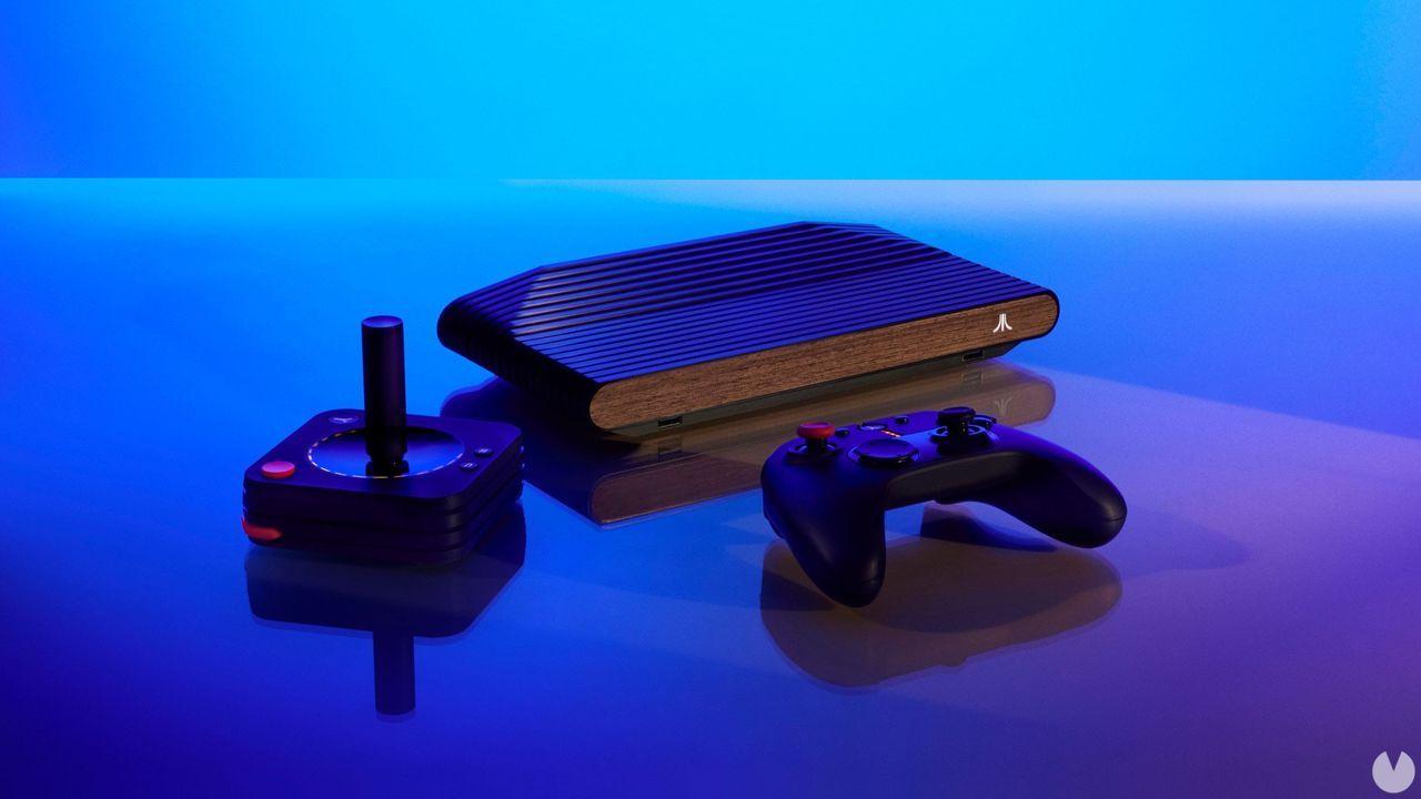 Atari VCS, la nueva consola de Atari.