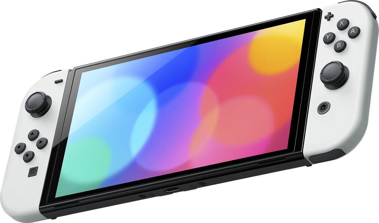 Switch pantalla OLED