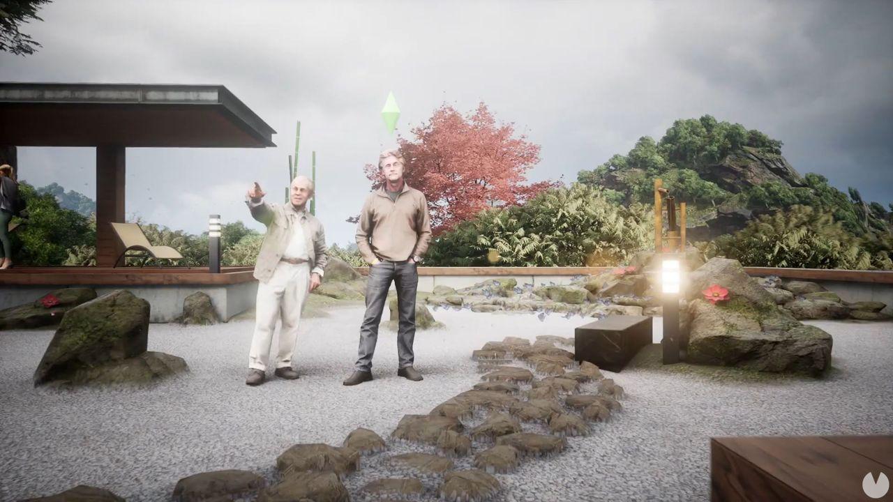 Los Sims 5 en Unreal Engine 5