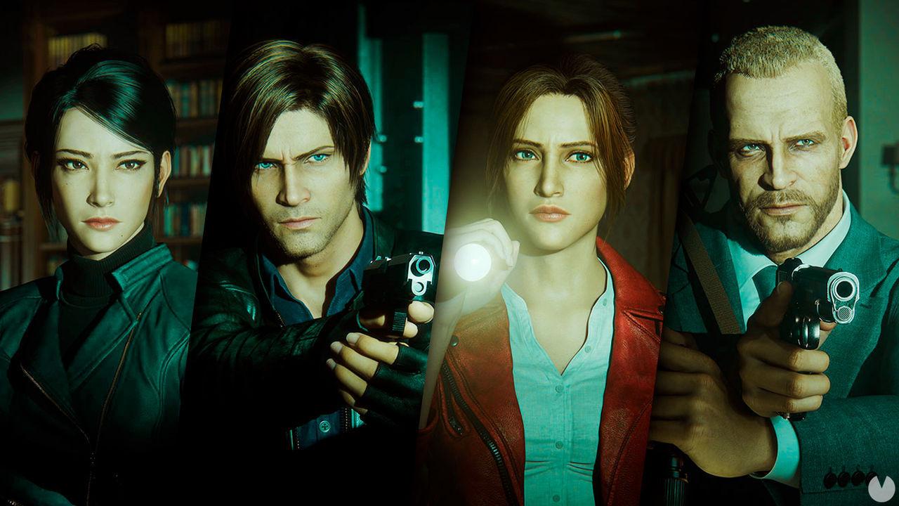Resident Evil Oscuridad Infinita, la nueva serie de animación, ya disponible en Netflix
