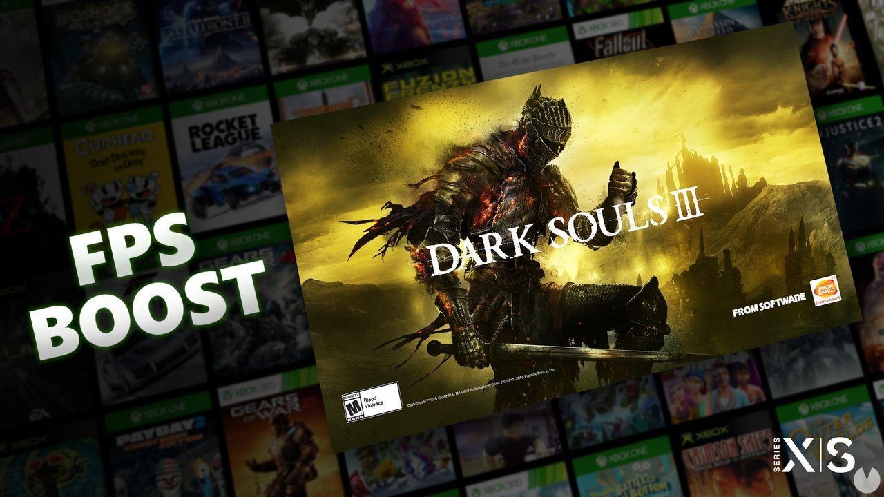 Dark Souls 3 recibe FPS Boost en Xbox Series X/S para funcionar a 60 fps