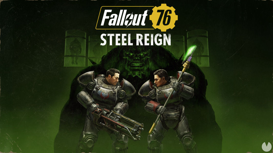 Fallout 76 estrena El reinado del Acero para concluir Amanecer de acero