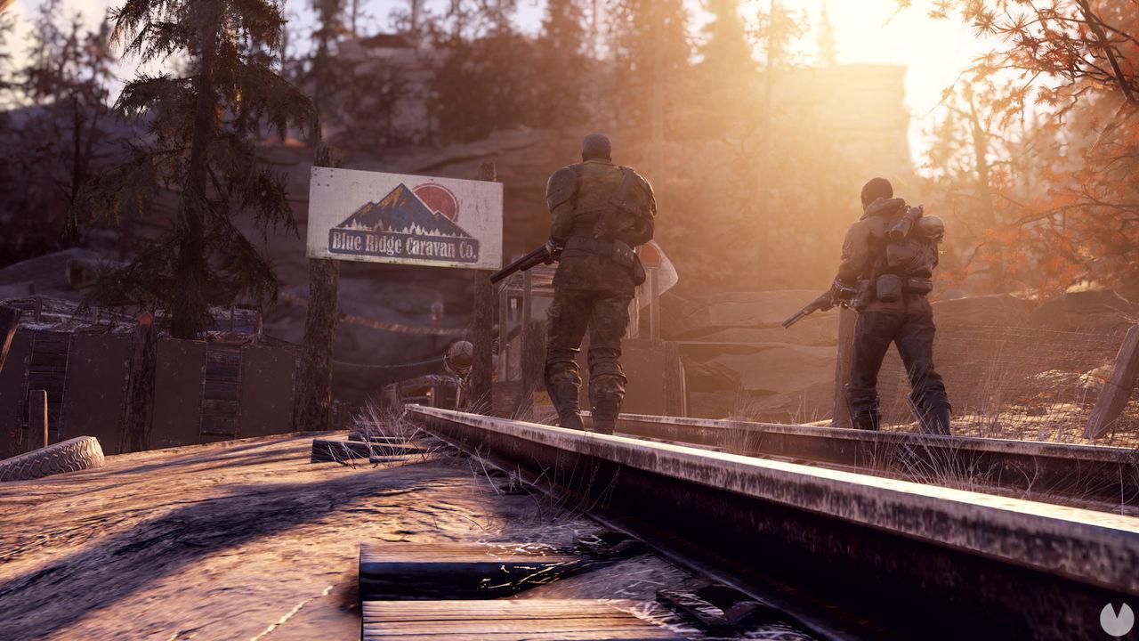 Fallout 76 El reinado del acero