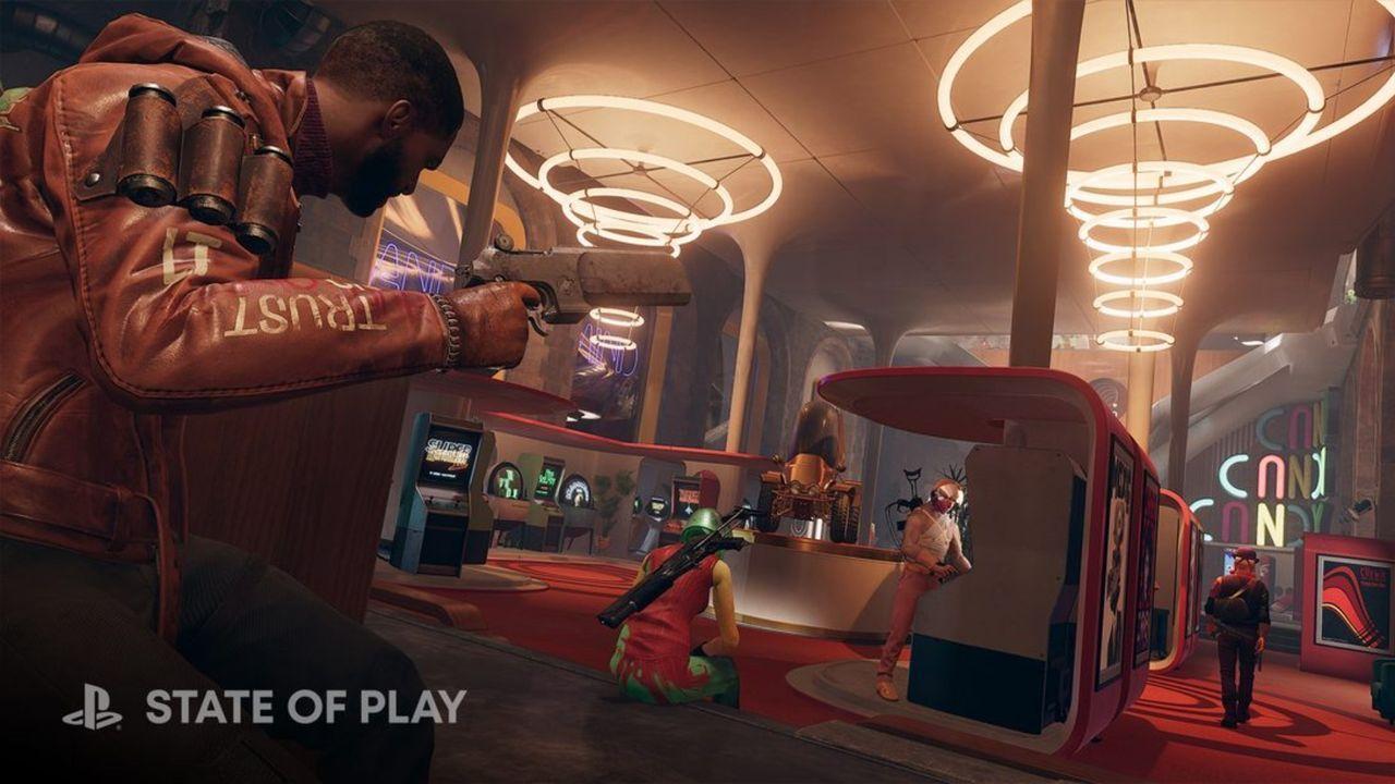 Deathloop muestra sus enormes posibilidades jugables en un gameplay de 9 minutos