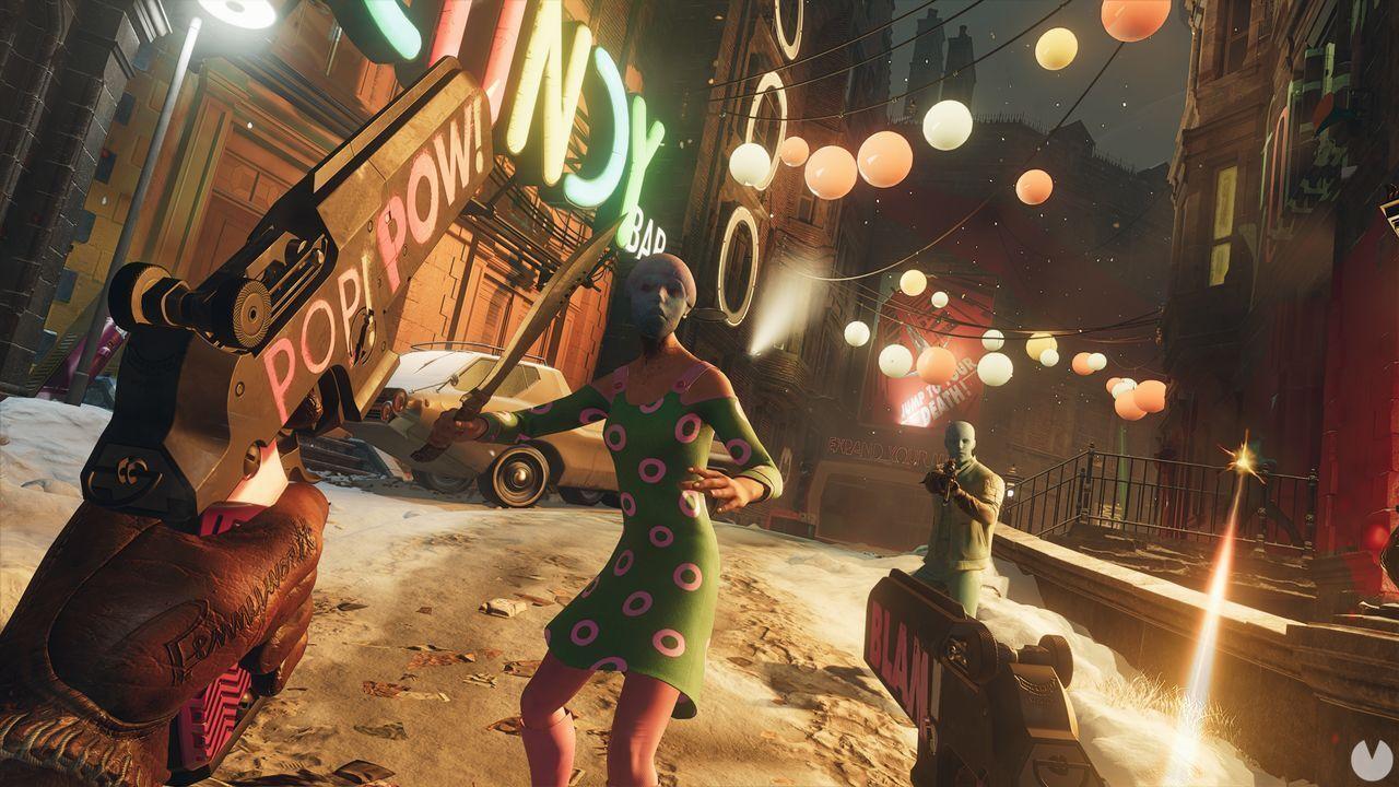 Deathloop nuevo gameplay State of Play