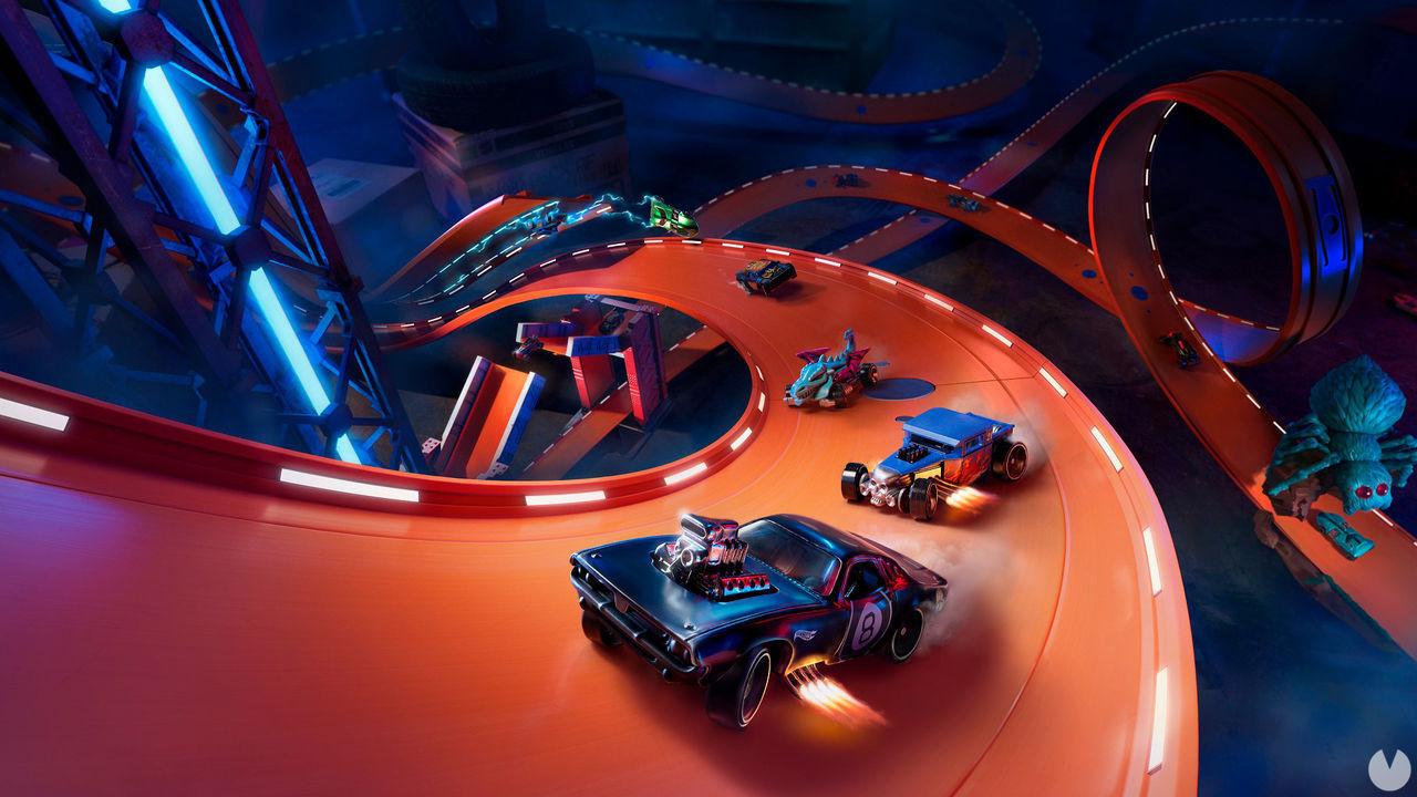 Hot Wheels Unleashed, el juego de velocidad, presenta su potente editor de circuitos