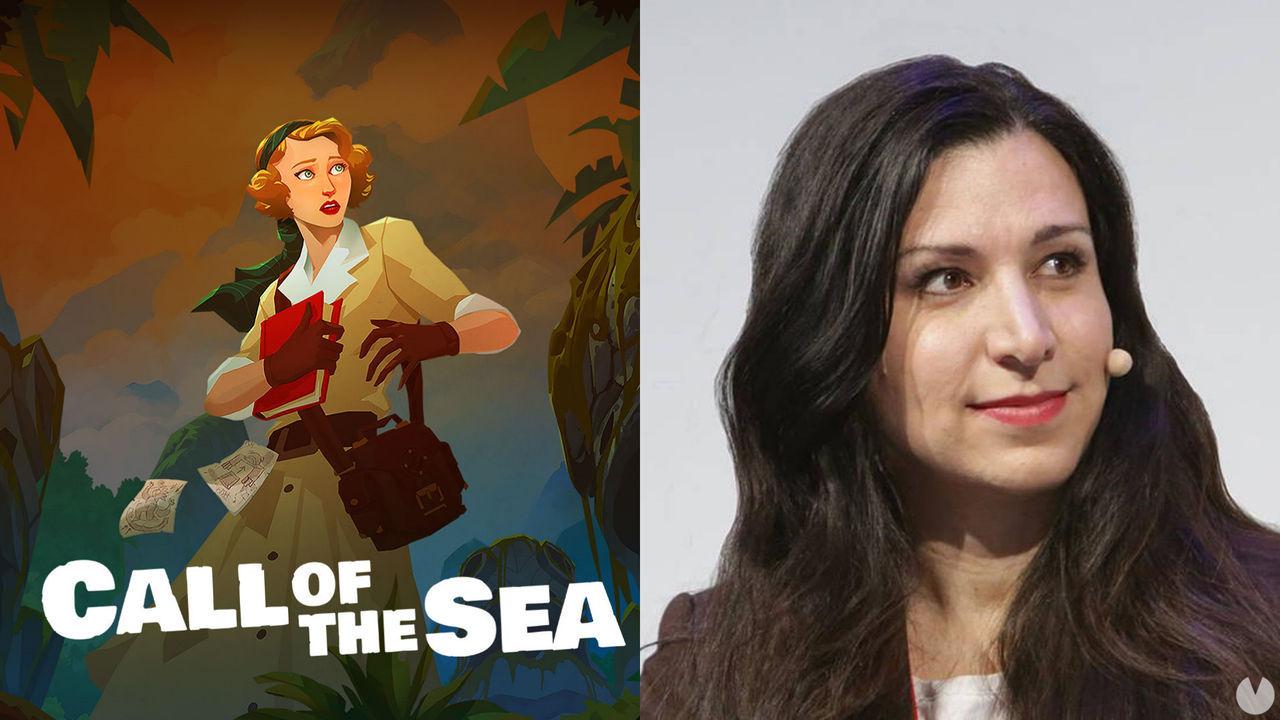 Tatiana Delgado, directora de Call of the Sea, recibe el I Premio CIMA Games