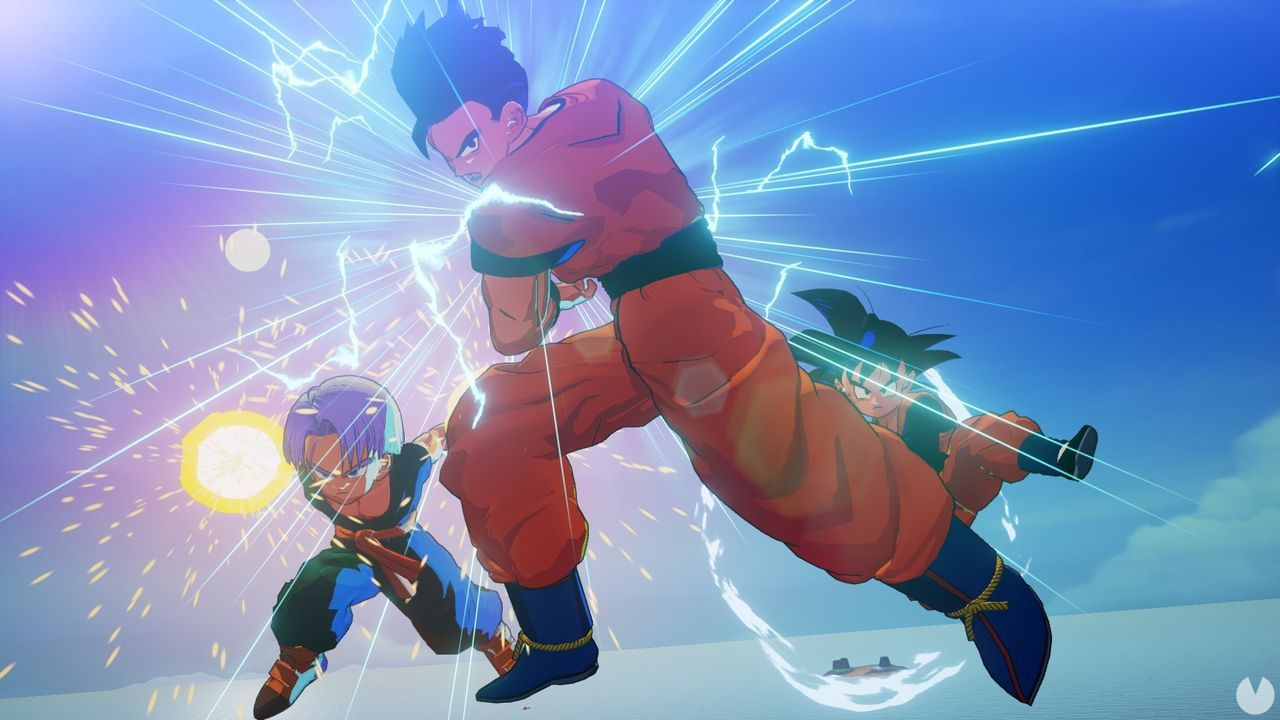 Dragon Ball Z: Kakarot shows new images featuring Goten, Trunks and 18