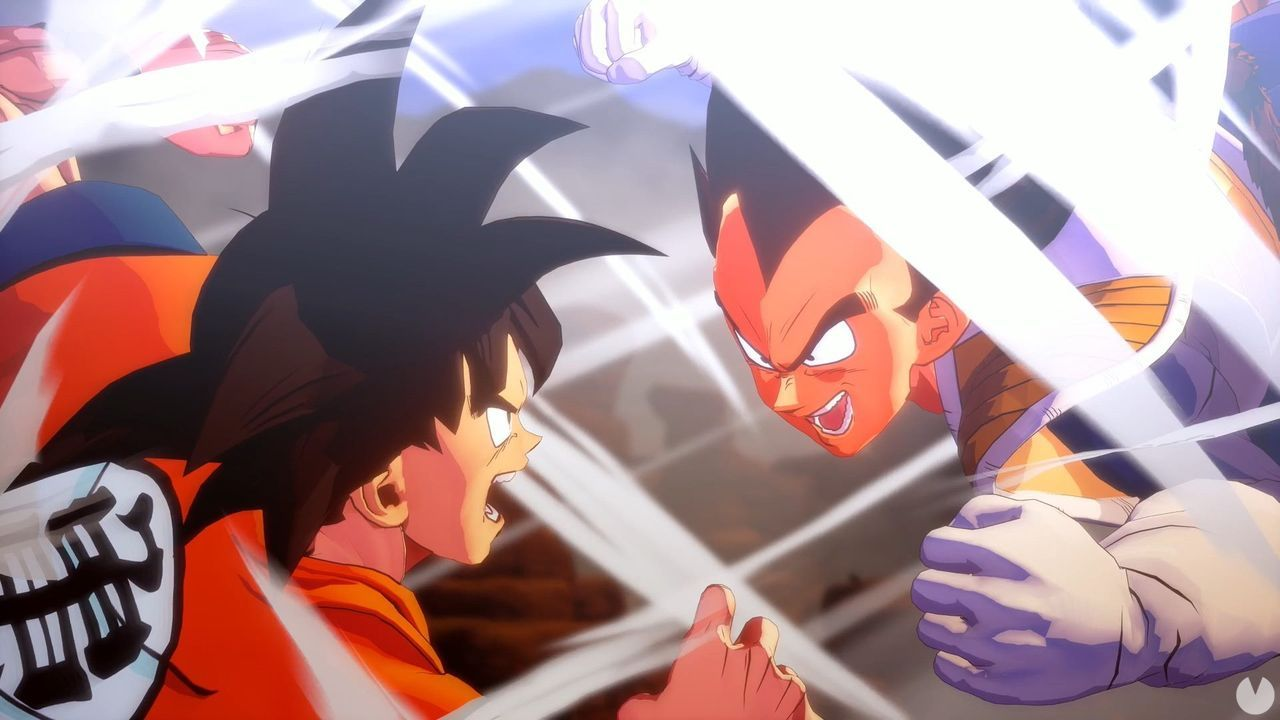Dragon Ball Z Kakarot: Vegeta and Gohan are dominating these gameplay in the TGS 2019