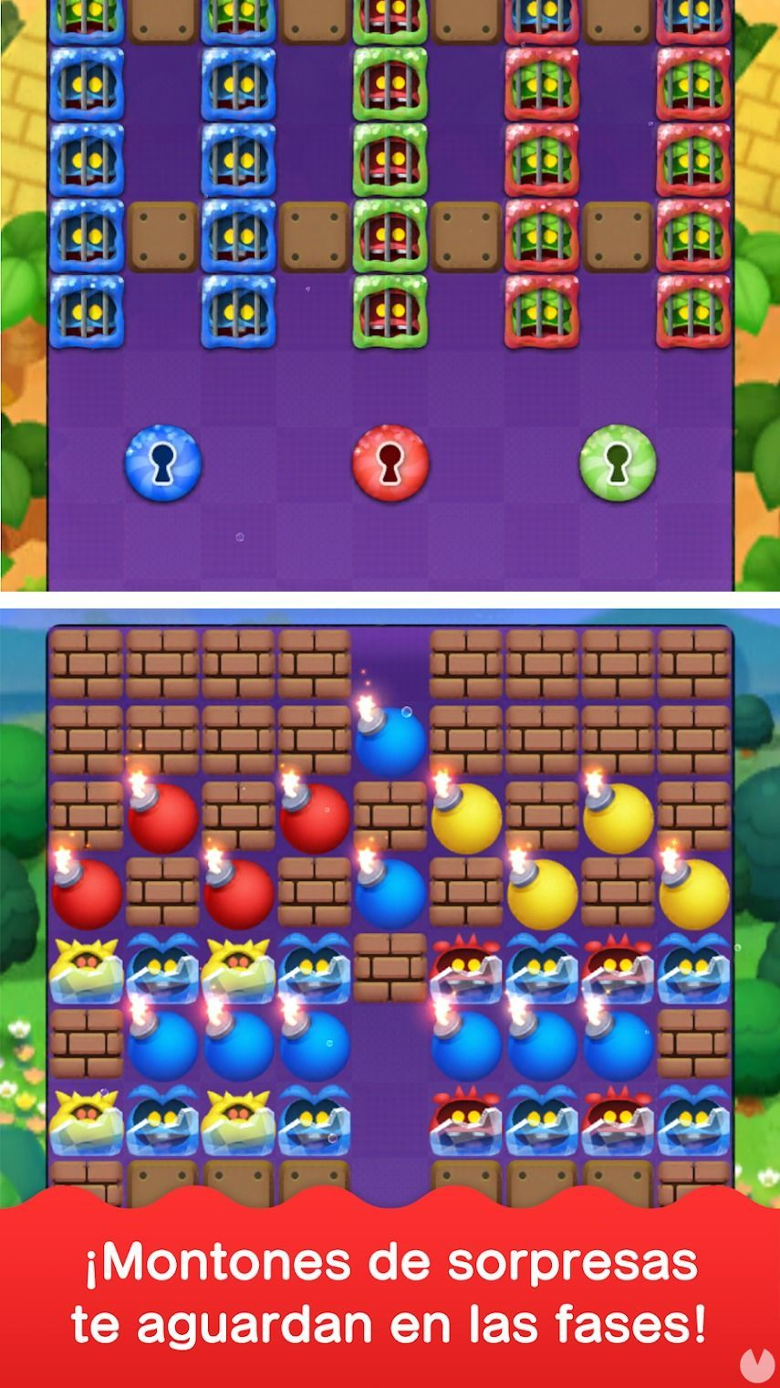 Dr. Mario World is already available for free download in mobile iOS and Android