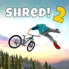 Carátula Shred! 2 - Freeride Mountainbiking para Nintendo Switch