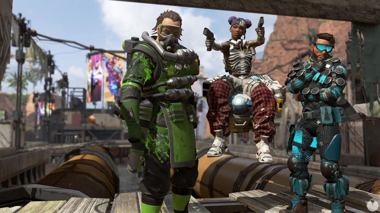 Season 1 of Apex Legends will add another character to the game