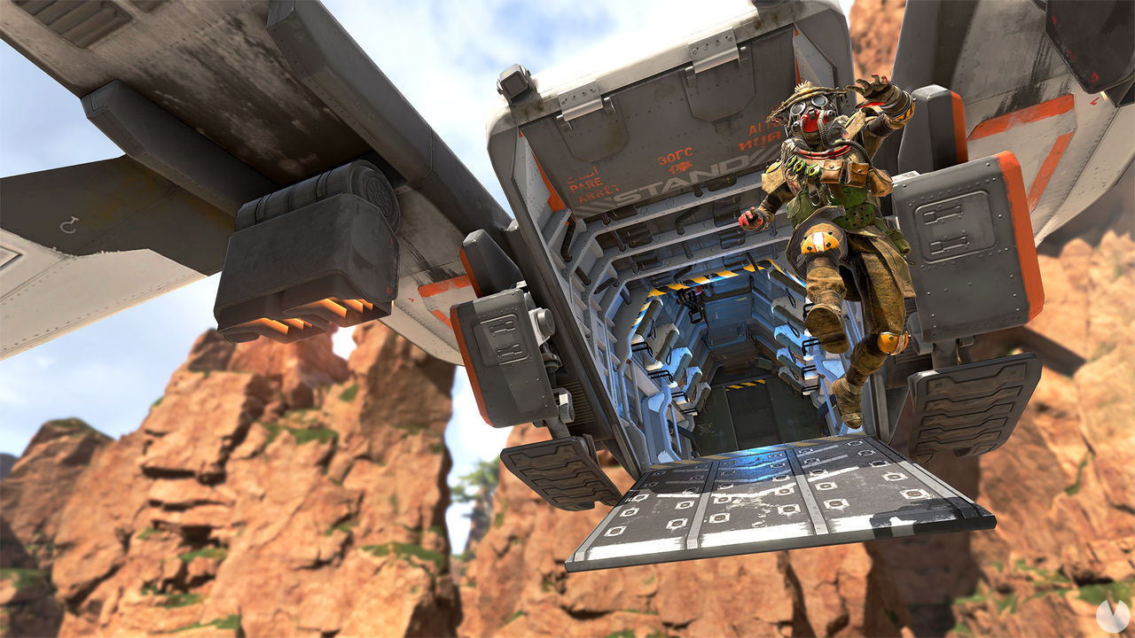 now available Apex Legends, a Battle Royale of the creators of Titanfall