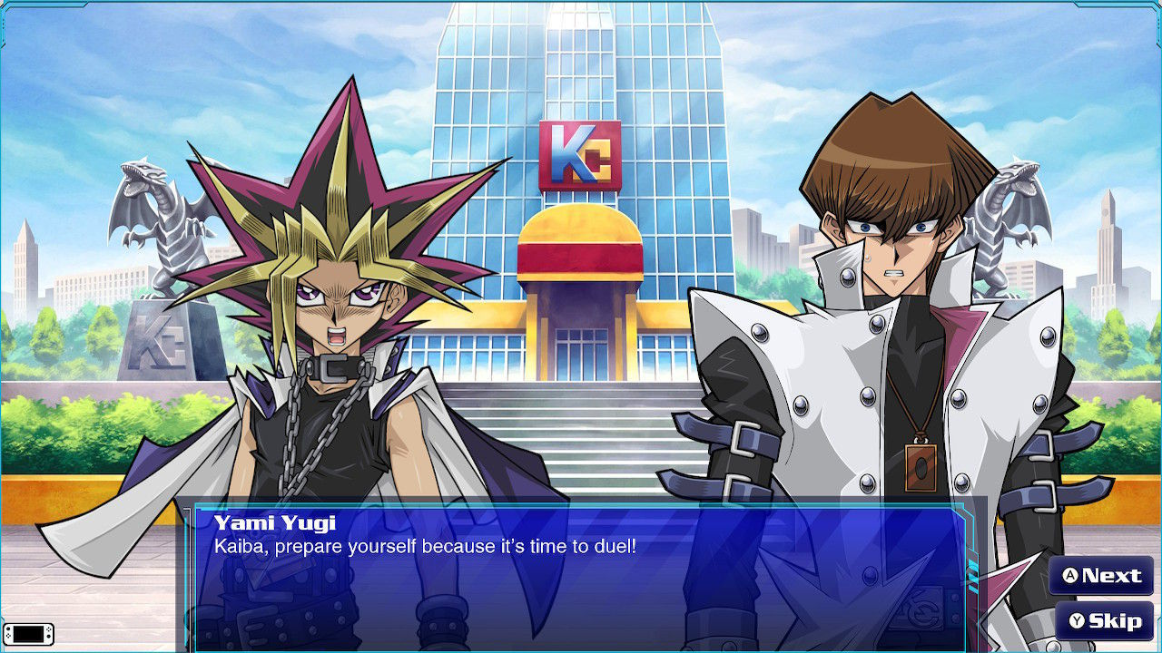Yu-Gi-Oh! Legacy of the Duelist: Link Evolution will come to PC, Xbox One and PS4