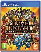 Carátula Shovel Knight: Treasure Trove para PlayStation 4