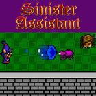 Carátula Sinister Assistant eShop para Wii U