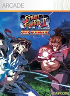 Super Street Fighter II Turbo HD Remix XBLA para Xbox 360