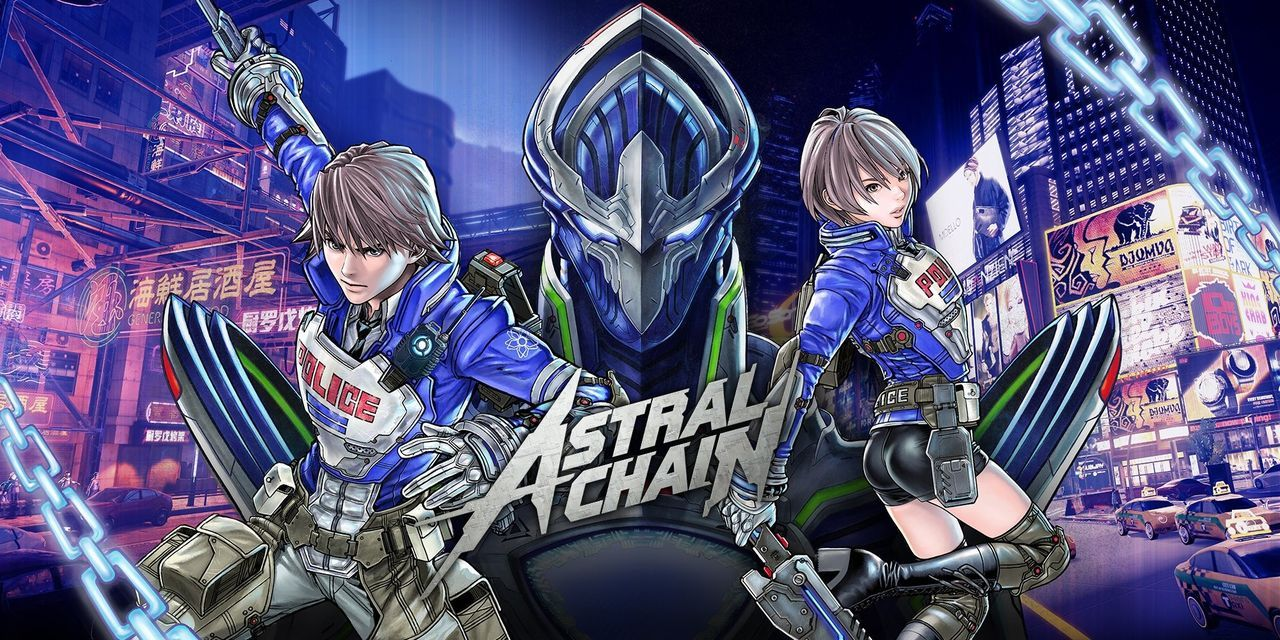 Astral Chain reviews your gameplay and features in a new video of 8 minutes