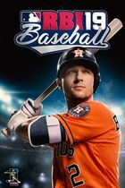 Carátula R.B.I. Baseball 19 para Xbox One