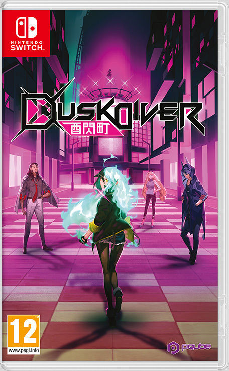 Dusk Diver is now available for predescarga on the Nintendo Switch