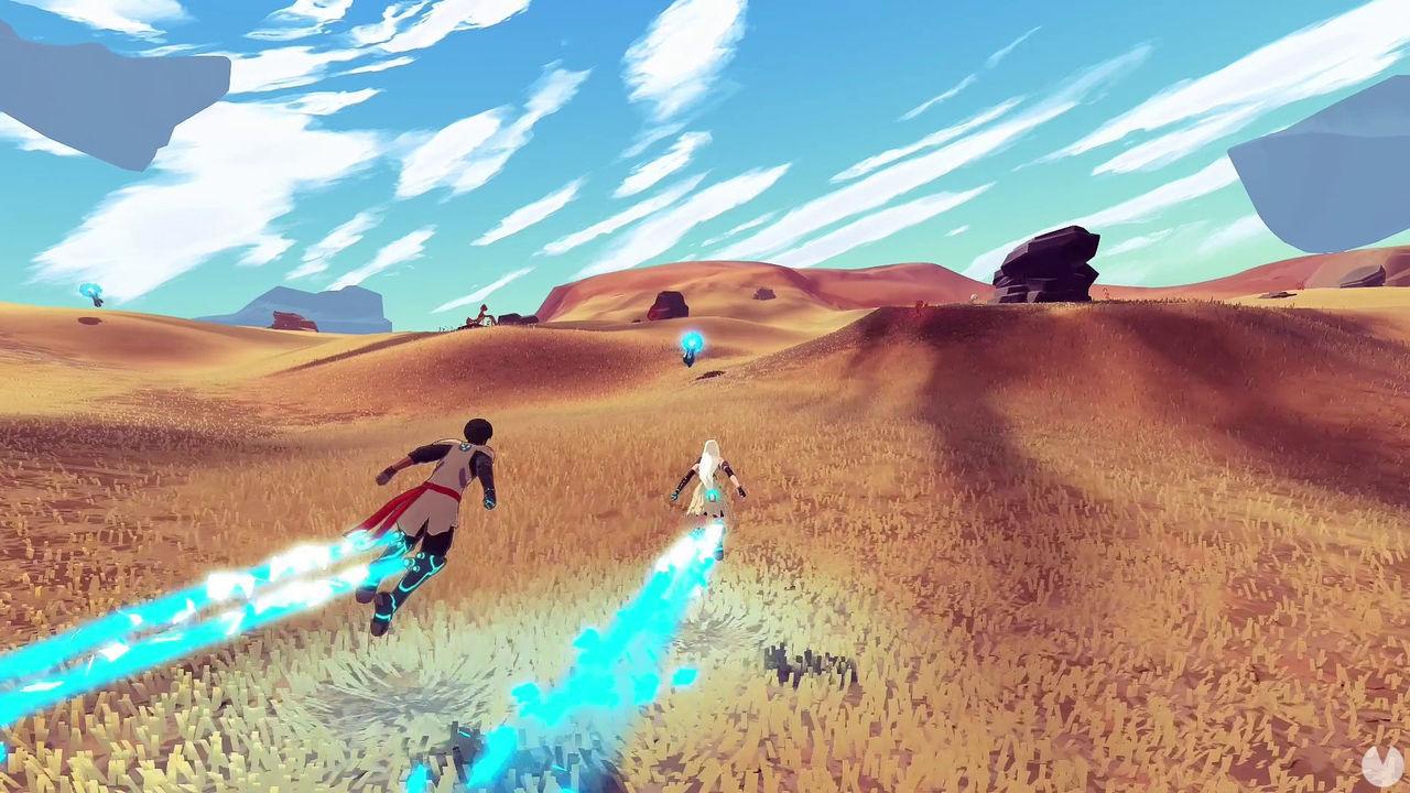 The Game Bakers aspira a alcanzar 120fps en Haven para PlayStation 5