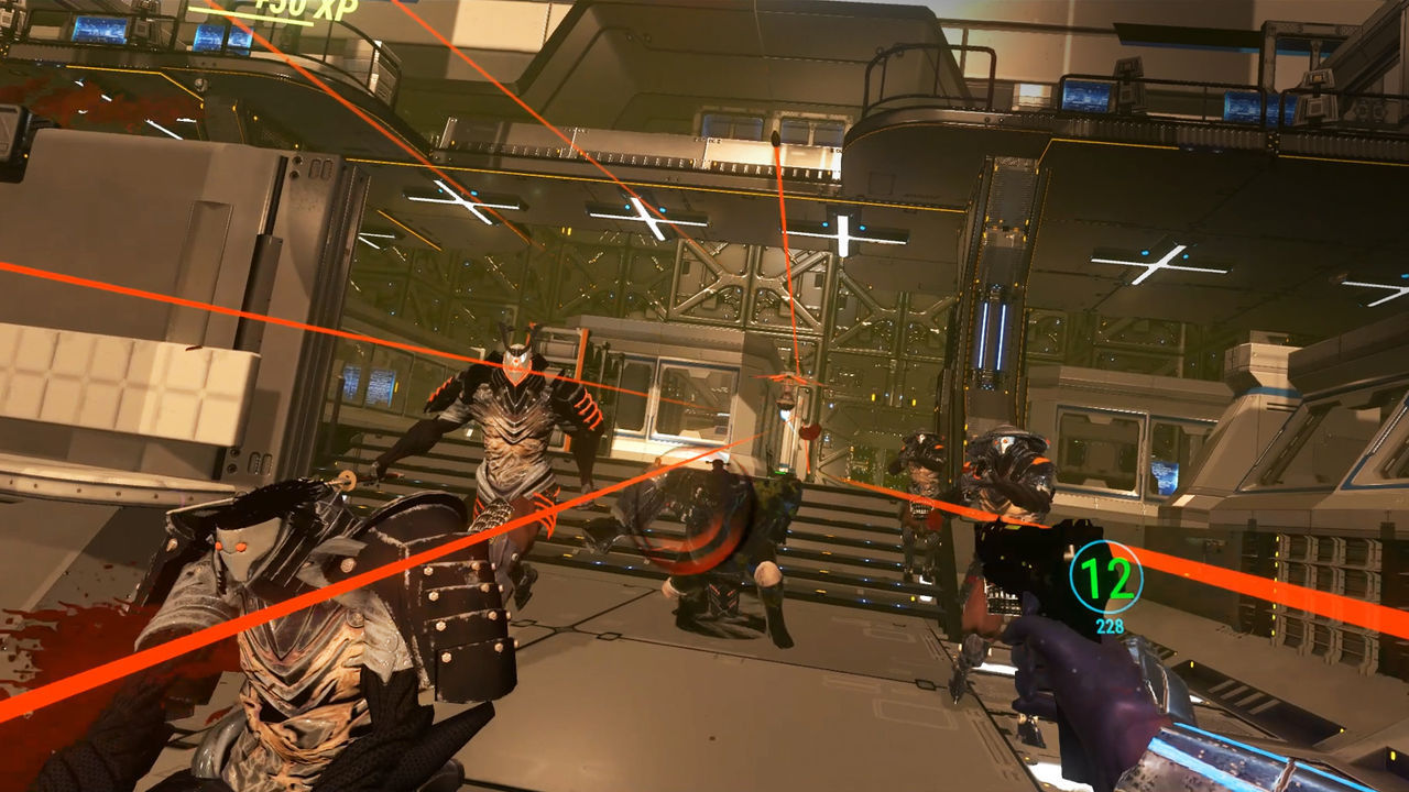 Sairento VR is already available on the PlayStation VR