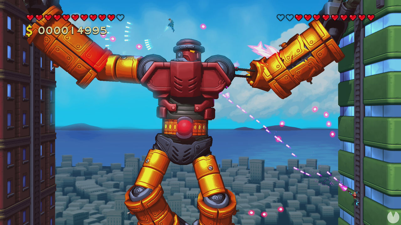 The creator of Gunman Clive announces Mechstermination Force