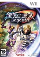 Soul Calibur Legends para Wii