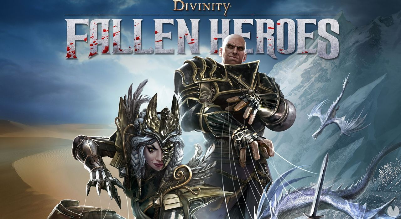 Larian Studios announced Divinity: Fallen Heroes, the new installment of the saga role-playing