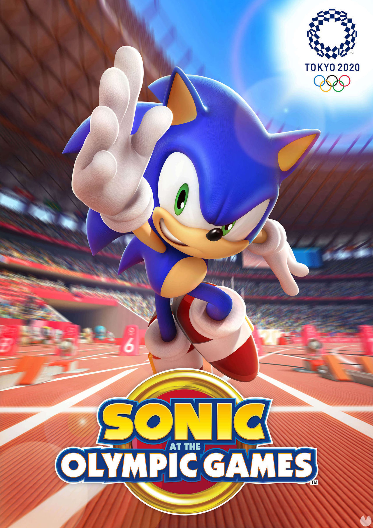 Tokyo 2020 Sonic at the Olympic Games shows us its first teaser trailer on mobile