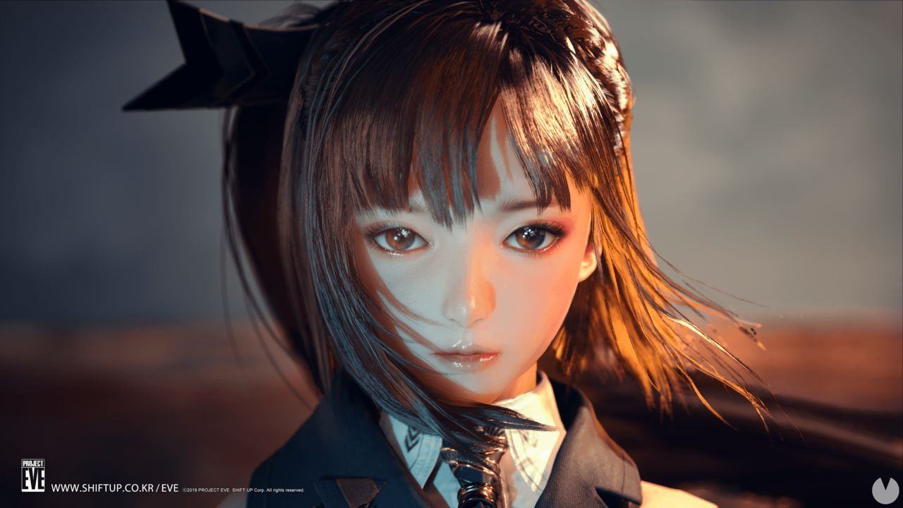 Announced Project Eve, an action game illustrator Hyung-Tae Kim