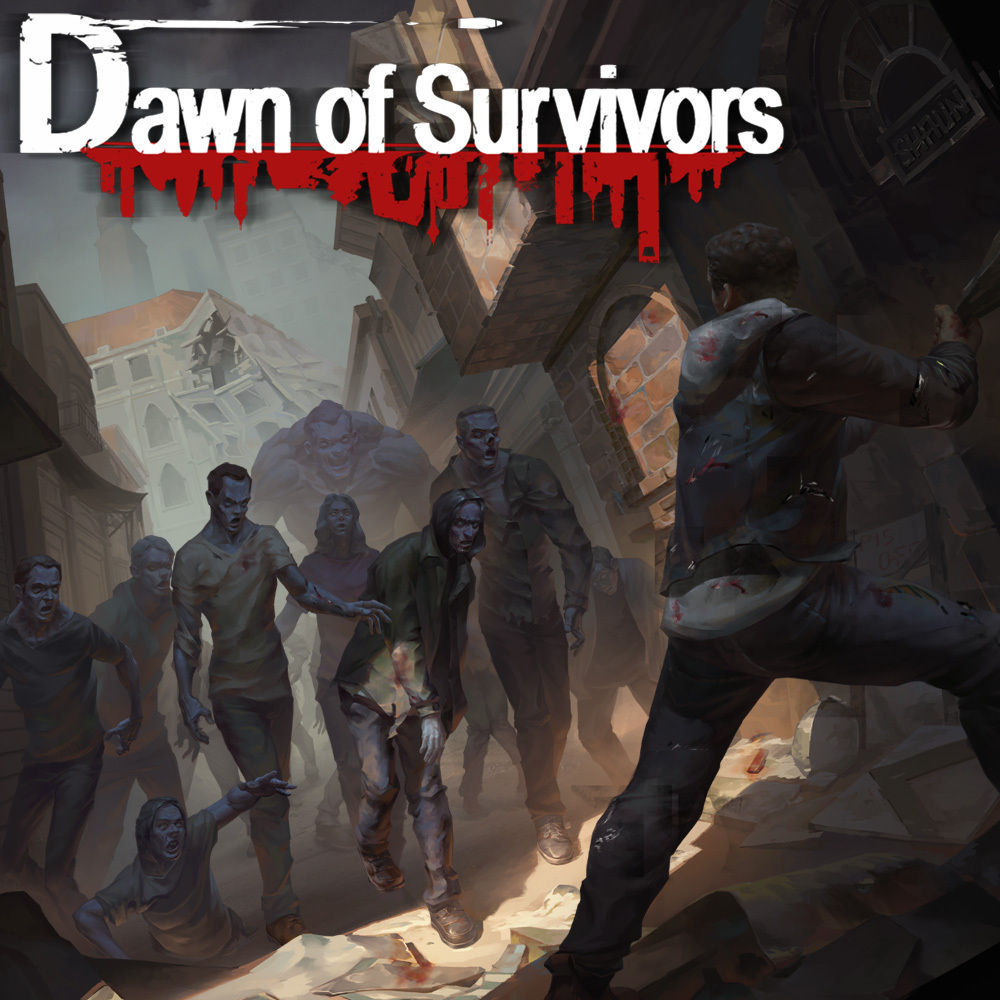 zombies take the world in the Dawn of Survivors on the 19th of April in Switch