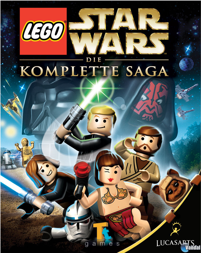 Trucos Lego Star Wars The Complete Saga Xbox 360 Claves Guias