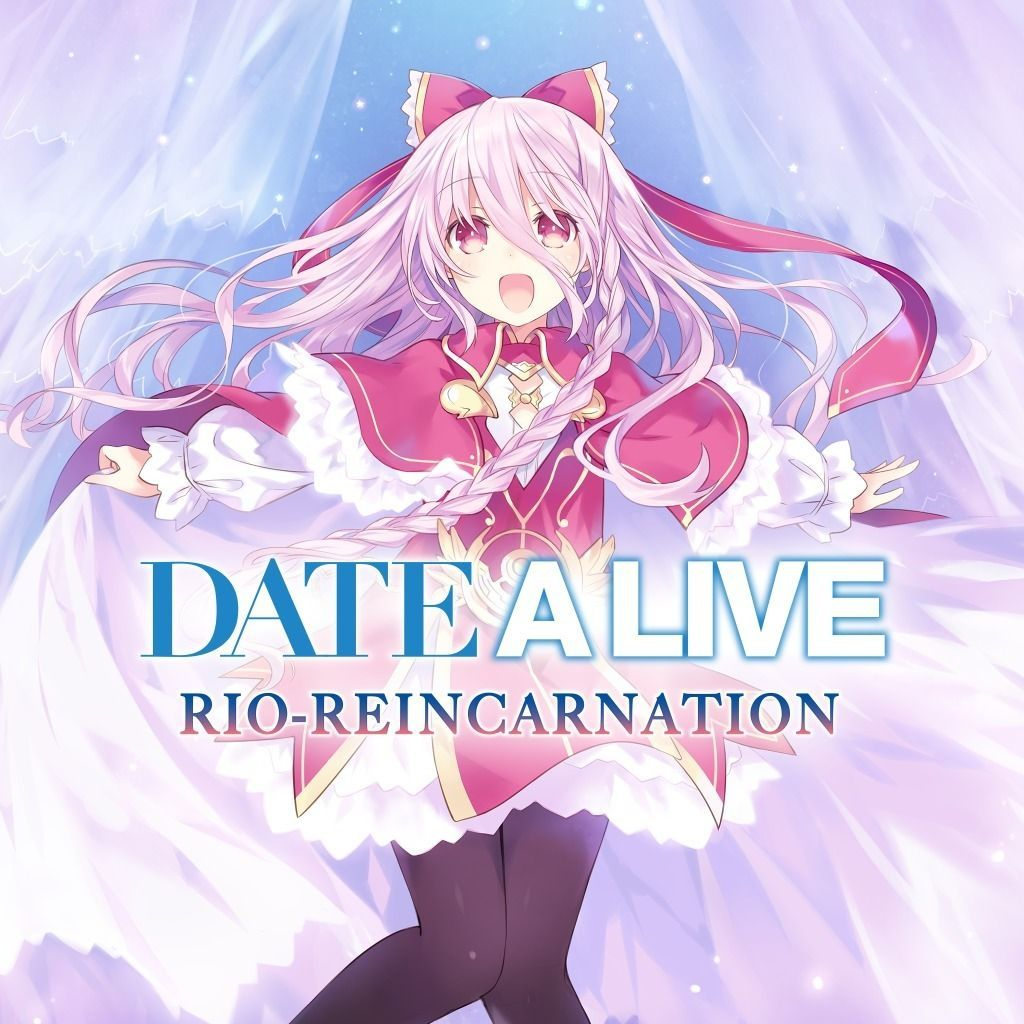 The visual novel DATE A LIVE: Rio Reincarnation is now available on PS4