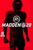 Carátula Madden NFL 20 para Xbox One