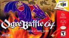Carátula Ogre Battle 64: Person of Lordly Caliber para Nintendo 64